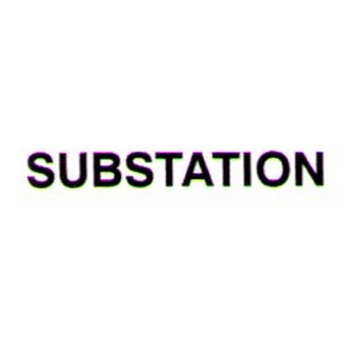 SUBSTATION Door Label
