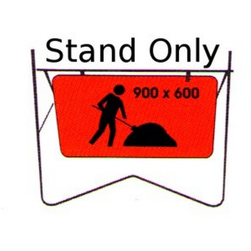 Swing Stand For Signs 900x600mm