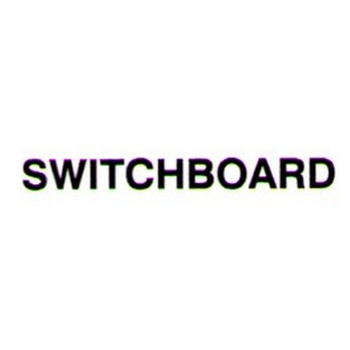 SWITCHBOARD Door Sign