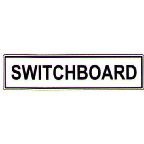 Switchboard-Label