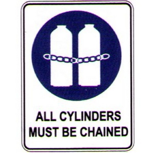 Symbol All Cylinders Must Sign