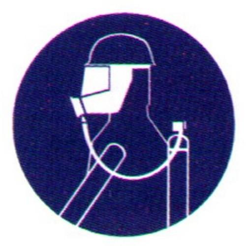 Symbol-Breathing-Apparatus-Label