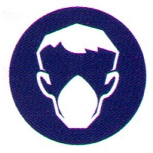 Symbol-Face-Mask-Label