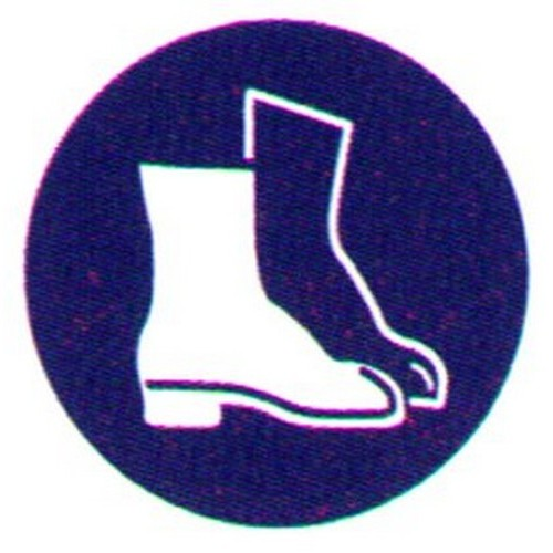 Symbol-Footwear-Label
