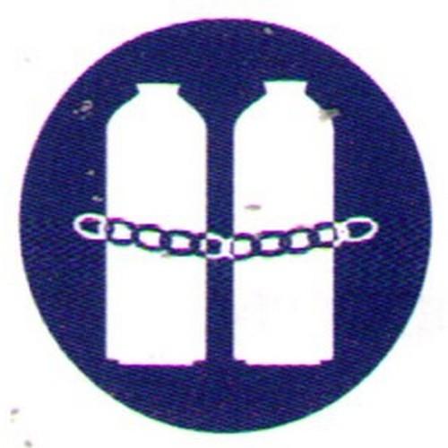 Symbol-Gas-Cylinders-Label