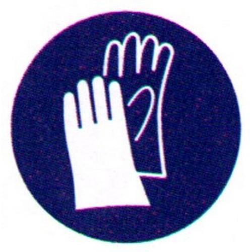 Symbol-Gloves-Labels
