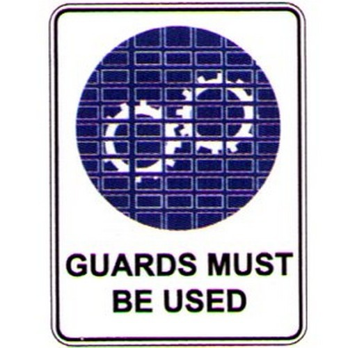 Symbol-Guards-Must-Be-Used-Sign