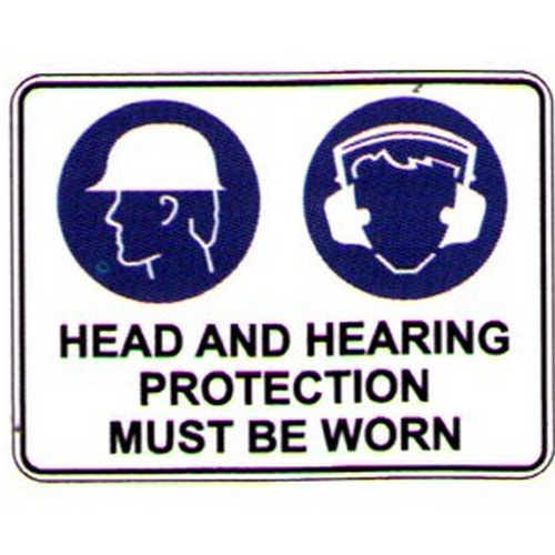 Symbol-Head-And-Hearing-Prot-Sign