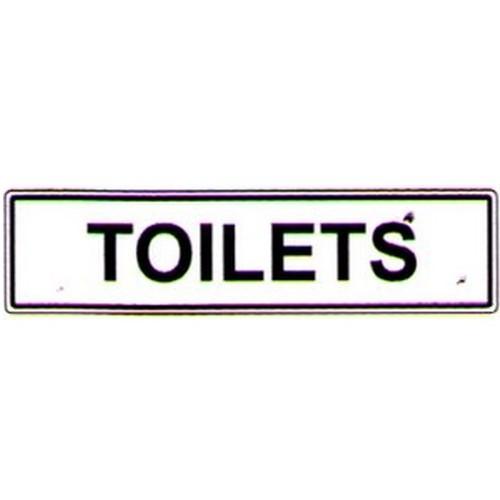 Toilets-Label