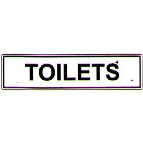 Toilets-Sign
