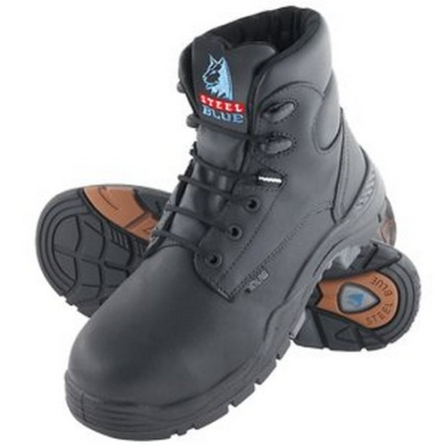TPU Canberra Safety Boots