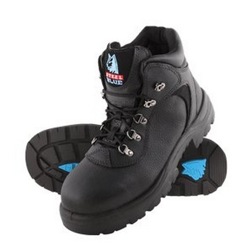 TPU Riverina Safety Boots