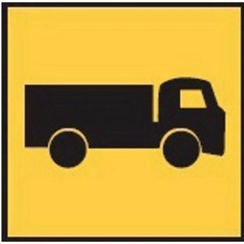 Trucks Sign Multi Message