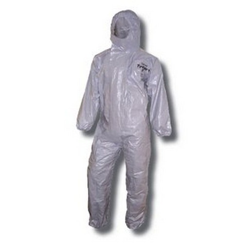 Tychem Chemical Coveralls
