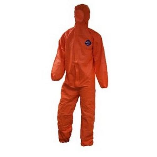 Tyvek Orange Overalls