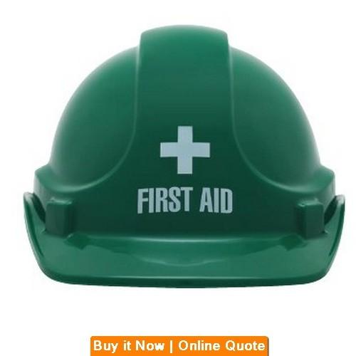 First-Aid-Helmet