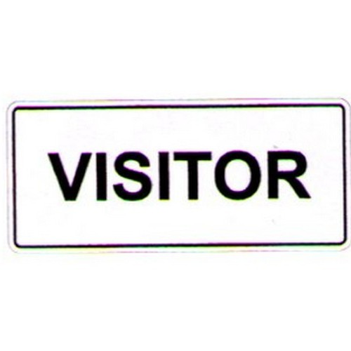 Visitor-Sign
