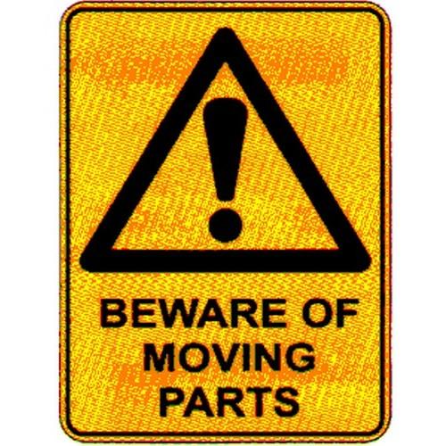Warn Beware Of Moving Labels