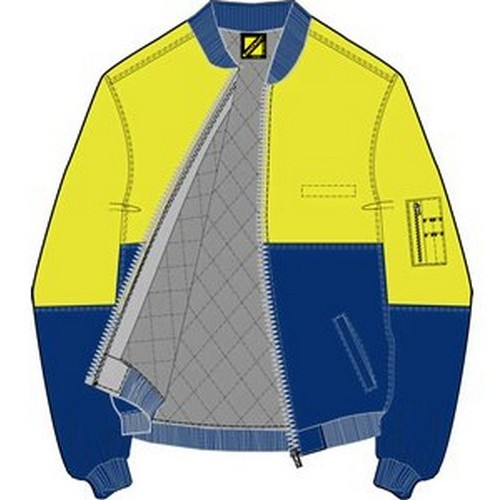 Workcraft Bomber Jacket