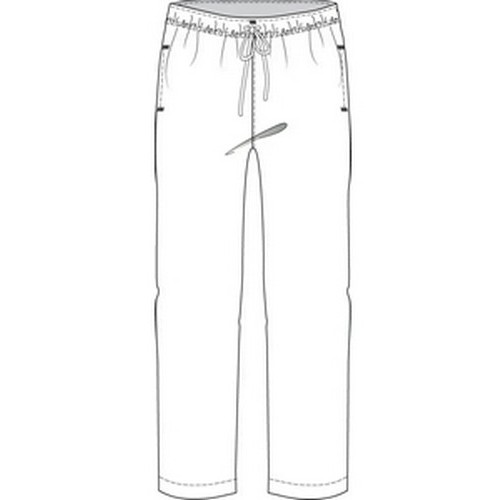Workcraft Draw String Pants