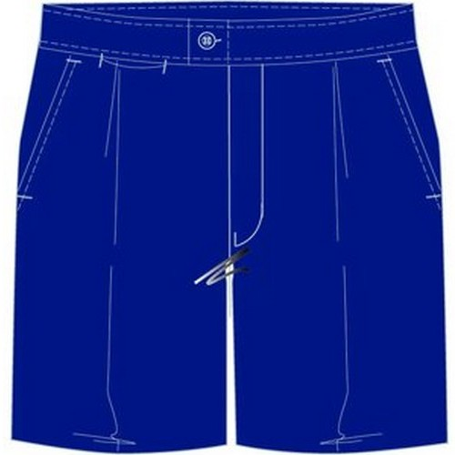 Workcraft Elastic Waist Shorts