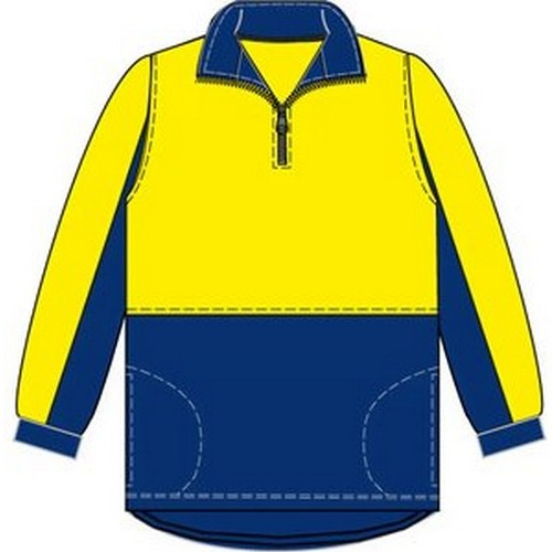 Workcraft Fleece Pullover