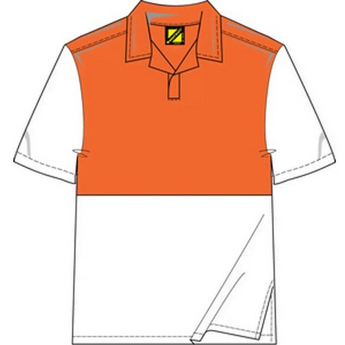 Workcraft Hi Vis Jac Shirt