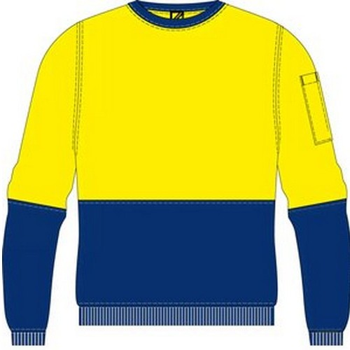 Workcraft Hi Vis Jumper