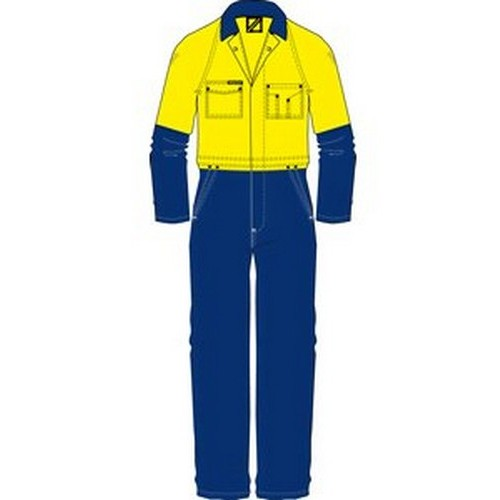 Workcraft Hi Vis Overalls
