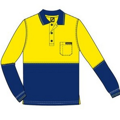 Workcraft Hi Vis Polo