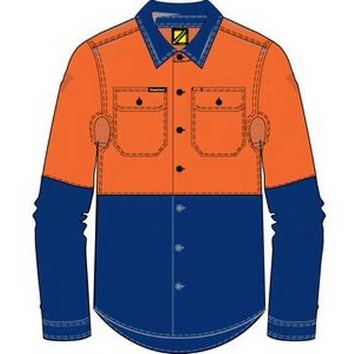 Workcraft Hi Vis Shirt