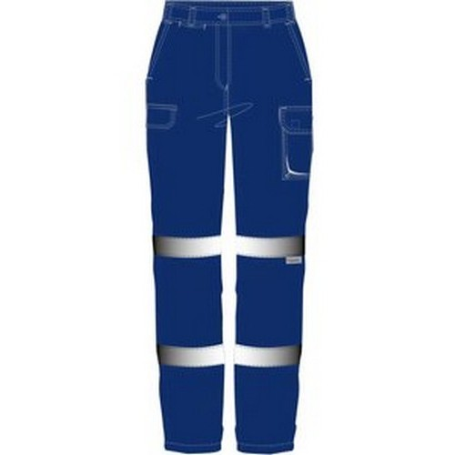 Workcraft Ladies 3m Tape Pants