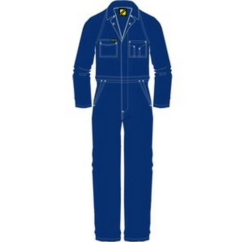 Workcraft Poly Cotton Overalls