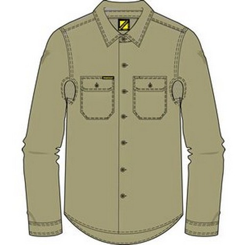 Workcraft Vented Shirt