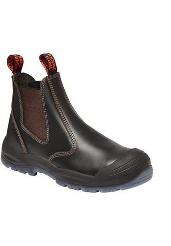 Claret Utility Pull On Boots