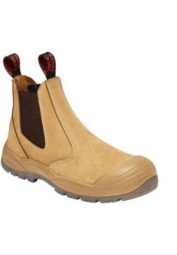 Wheat Utility Pull On Boots