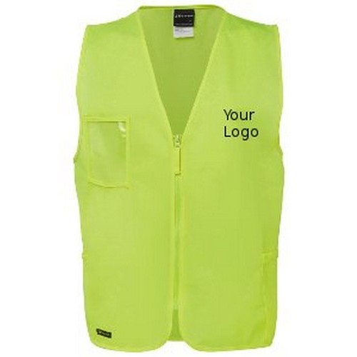 Zip Safety Vest